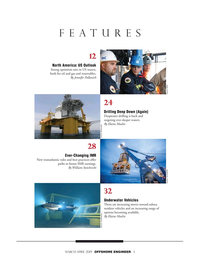 Offshore Engineer Magazine, page 3,  Mar 2019