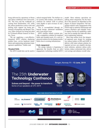 Offshore Engineer Magazine, page 53,  Mar 2019