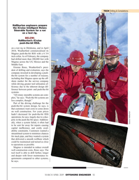 Offshore Engineer Magazine, page 55,  Mar 2019
