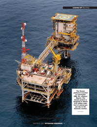 Offshore Engineer Magazine, page 9,  May 2019