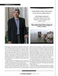 Offshore Engineer Magazine, page 10,  May 2019
