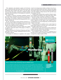 Offshore Engineer Magazine, page 15,  May 2019