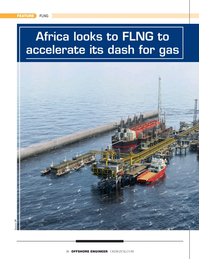 Offshore Engineer Magazine, page 18,  May 2019