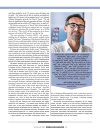 Offshore Engineer Magazine, page 25,  May 2019