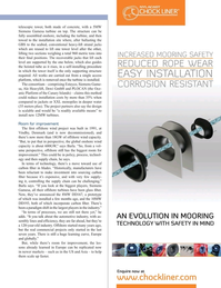 Offshore Engineer Magazine, page 27,  May 2019