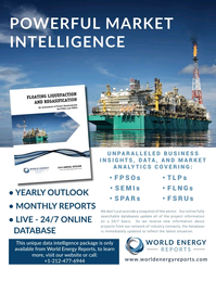 Offshore Engineer Magazine, page 1,  May 2019