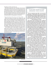 Offshore Engineer Magazine, page 31,  May 2019