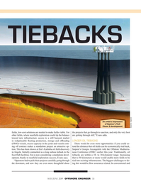 Offshore Engineer Magazine, page 33,  May 2019