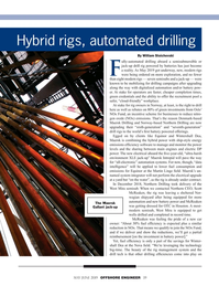 Offshore Engineer Magazine, page 39,  May 2019