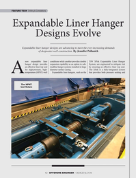 Offshore Engineer Magazine, page 42,  May 2019