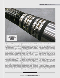 Offshore Engineer Magazine, page 43,  May 2019