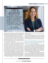 Offshore Engineer Magazine, page 47,  May 2019