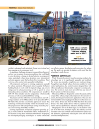 Offshore Engineer Magazine, page 56,  May 2019