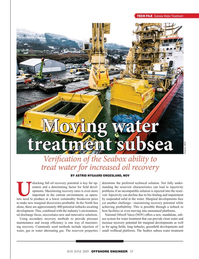 Offshore Engineer Magazine, page 57,  May 2019