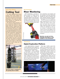 Offshore Engineer Magazine, page 61,  May 2019