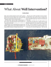 Offshore Engineer Magazine, page 14,  Jul 2019