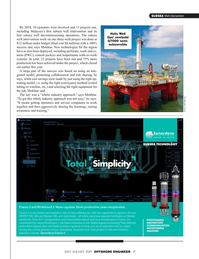 Offshore Engineer Magazine, page 17,  Jul 2019