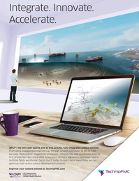 Offshore Engineer Magazine, page 2nd Cover,  Jul 2019