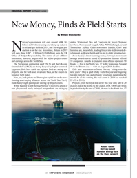 Offshore Engineer Magazine, page 18,  Jul 2019