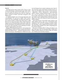 Offshore Engineer Magazine, page 22,  Jul 2019