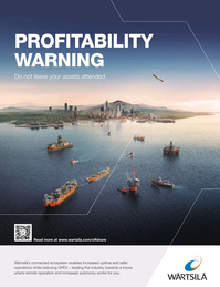 Offshore Engineer Magazine, page 1,  Jul 2019