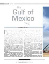 Offshore Engineer Magazine, page 28,  Jul 2019