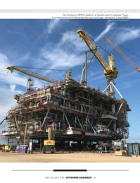 Offshore Engineer Magazine, page 29,  Jul 2019
