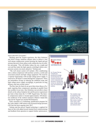 Offshore Engineer Magazine, page 35,  Jul 2019
