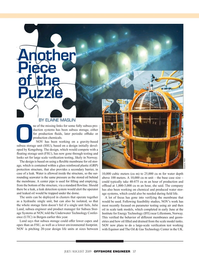 Offshore Engineer Magazine, page 37,  Jul 2019