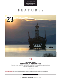 Offshore Engineer Magazine, page 2,  Jul 2019