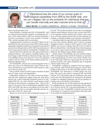 Offshore Engineer Magazine, page 40,  Jul 2019