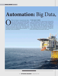 Offshore Engineer Magazine, page 42,  Jul 2019