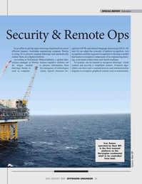 Offshore Engineer Magazine, page 43,  Jul 2019