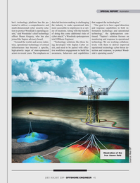 Offshore Engineer Magazine, page 45,  Jul 2019