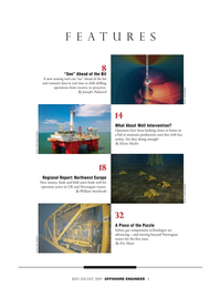 Offshore Engineer Magazine, page 3,  Jul 2019
