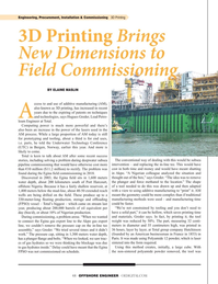 Offshore Engineer Magazine, page 48,  Jul 2019