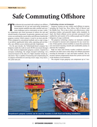 Offshore Engineer Magazine, page 52,  Jul 2019