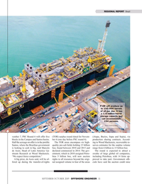 Offshore Engineer Magazine, page 13,  Sep 2019