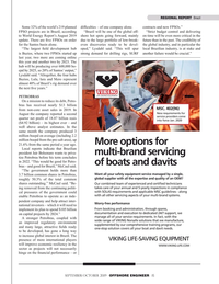 Offshore Engineer Magazine, page 15,  Sep 2019