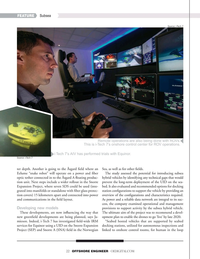 Offshore Engineer Magazine, page 22,  Sep 2019