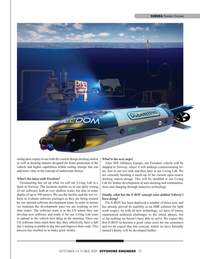 Offshore Engineer Magazine, page 27,  Sep 2019