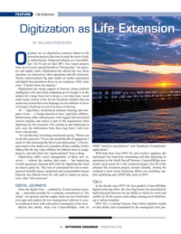 Offshore Engineer Magazine, page 34,  Sep 2019