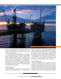 Offshore Engineer Magazine, page 35,  Sep 2019