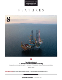 Offshore Engineer Magazine, page 2,  Sep 2019