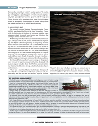 Offshore Engineer Magazine, page 42,  Sep 2019