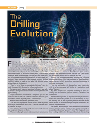 Offshore Engineer Magazine, page 44,  Sep 2019