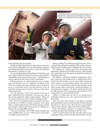 Offshore Engineer Magazine, page 45,  Sep 2019