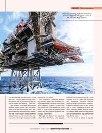 Offshore Engineer Magazine, page 47,  Sep 2019