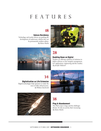 Offshore Engineer Magazine, page 3,  Sep 2019
