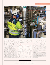 Offshore Engineer Magazine, page 49,  Sep 2019